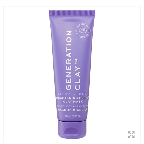 Other - Generation Clay Ultra Violet Brightening Clay Mask